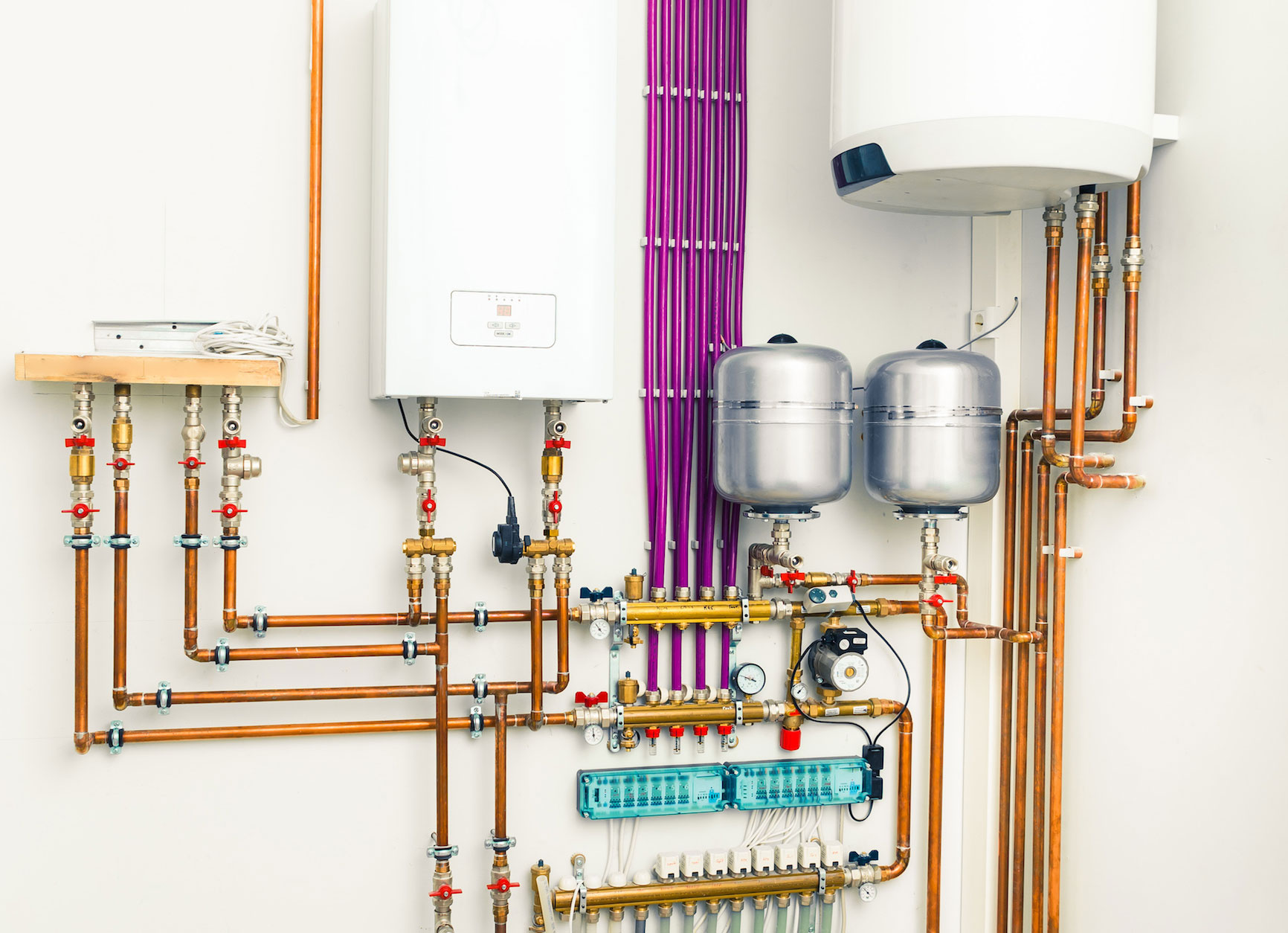 Unvented hot water systems — St Austell Plumbing and Heating