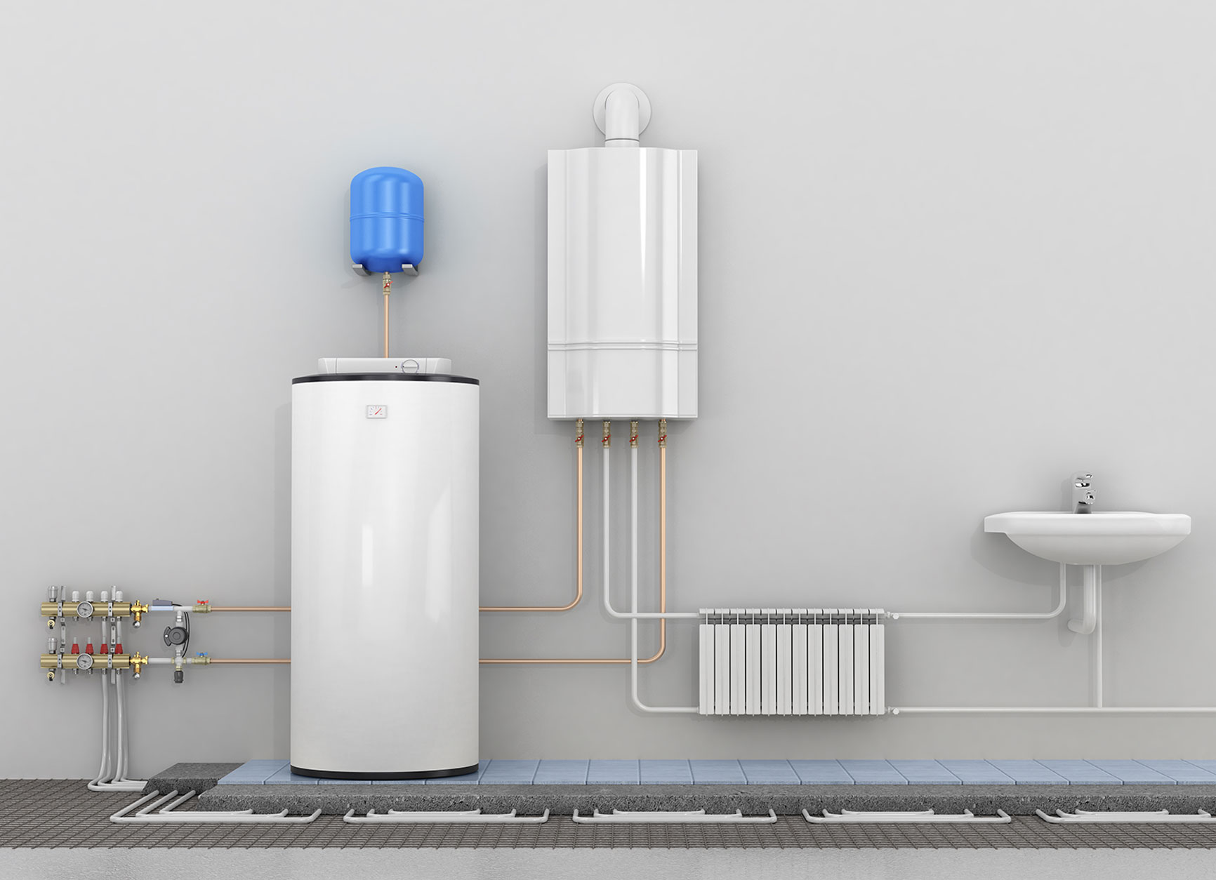 Magnificent Unvented Hot Water Systems Image Collection - Simple ...